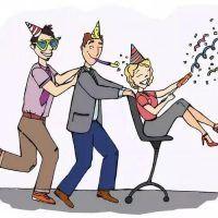 Готовь сани летом, а шампанское - осенью!)) Ведь не за горами новогодний корпоратив!!!