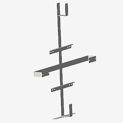 Устройство для подвески муфт и запаса кабеля (УПМК)